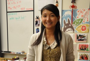 New Japanese Teacher Aims to Inspire Students – Baron News