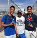 """Team Nguyen"" becomes new Sunset League Doubles Champions"