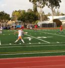 Girls soccer crushes the Griffins 1-0