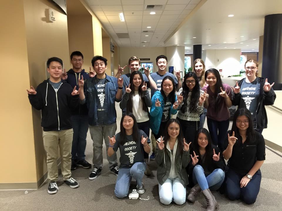 Medical Society shadows UCI students – Baron News