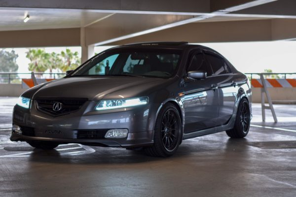Cars Of FV David Phams Acura TL Baron News - Acura tl aftermarket headlights