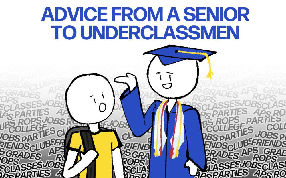 Advice from a senior to underclassmen – Baron News